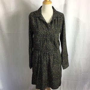 Gap size 12 long sleeve dress